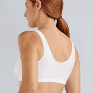 Hannah Wire-Free Front Closure Bra